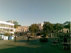 Gibraltar Hauptplatz