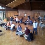 Turniersaal DPMM