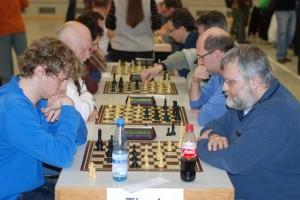 Turniersieger SK Schmiden mit unserem füheren Spitzenspieler Thilo