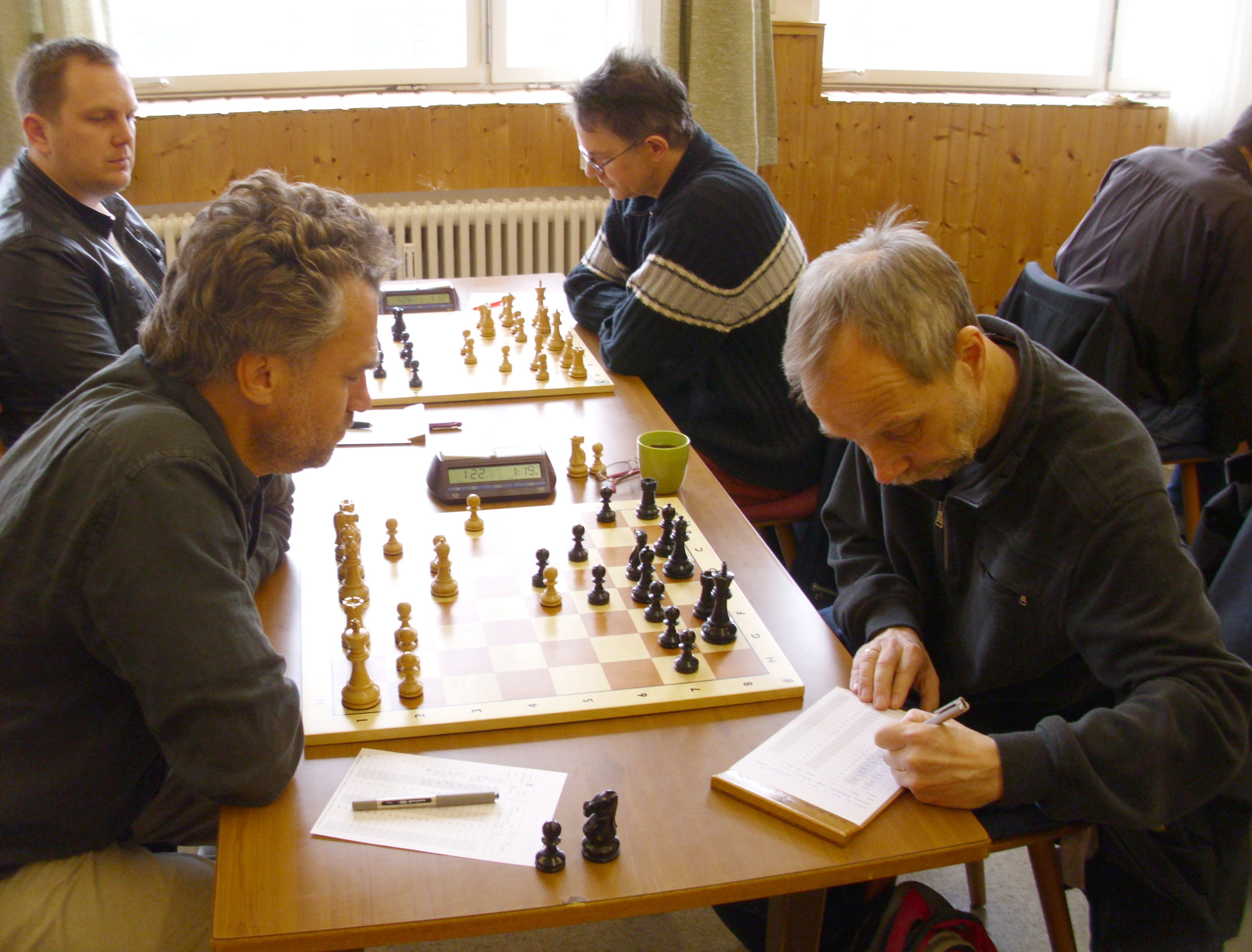 SK Lauffen I - Sc Feuerbach 1-1