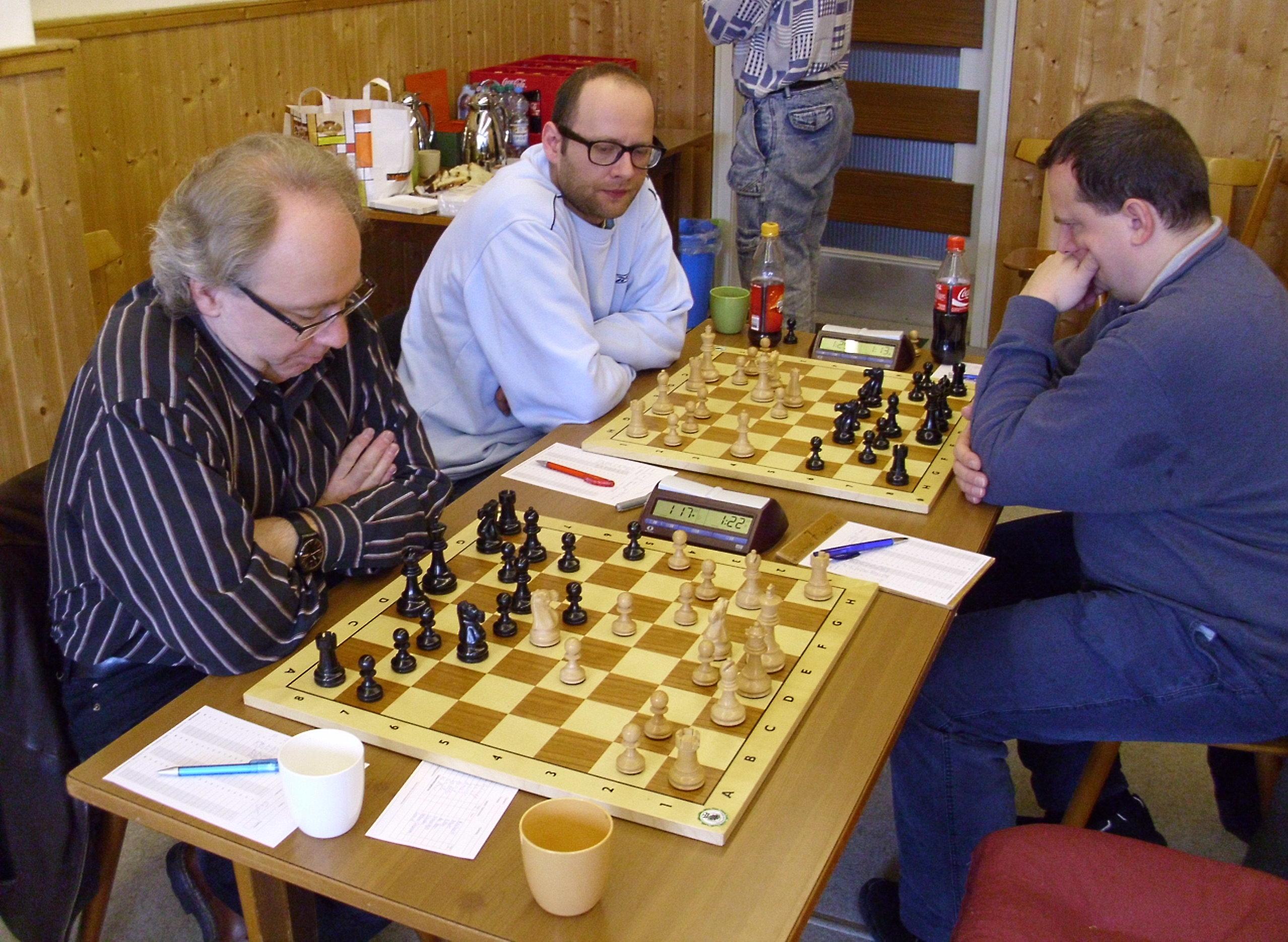 SK Lauffen I - Sc Feuerbach 1-3