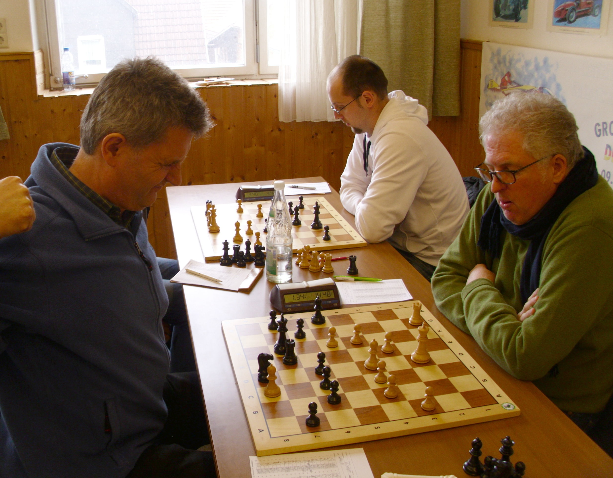 SK Lauffen I - Sc Feuerbach 1-4